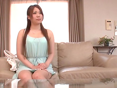 Incredible Asian Amateur With Long..