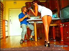 Pleasing Babes In High Heels Gets..