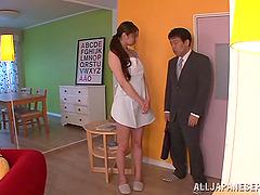 Naughty Asian Babe Hina Akiyoshi Gets..