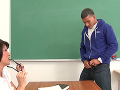 Horny College Stud Nailed His Hot..