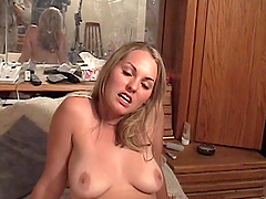 Homemade sex video with lovely..