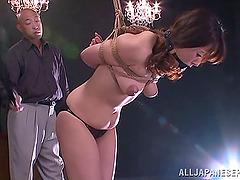 Rough bondage porn with japanese porn..