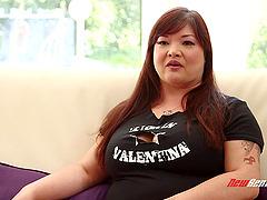 Big beautiful woman with massive tits..