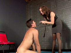 Goddess Starli gets her pussy licked..