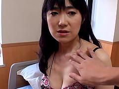 Breathtaking matured Japanese bimbo..