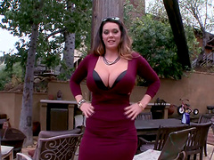 Tantalizing Porn Star With Big Tits..