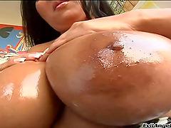 Naughty Jaylene Rio Receives A Hot..