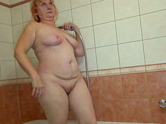 OldNanny Two horny lesbian woman is..
