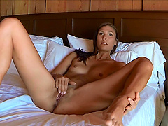 Best anal toying scenes with a hot..