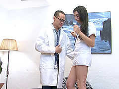 Asian guy licks and sucks tranny's..