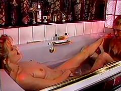 Randy bitches in retro porn..