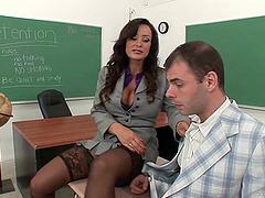 Horny hot ass teachers fuck hardcore..