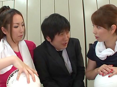Lascivious Mature Asians Delivering A..