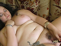 BBW Natali loves getting that fat..