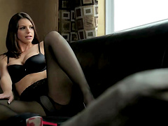 Brooklyn Chase gets shagged after..