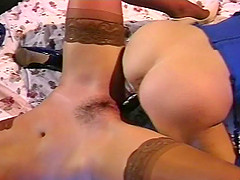 Lovely hotties Terry Diver and Melanie..