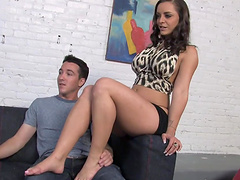 Big nipples wife anal fucked by big..
