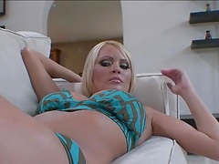 Candid pornstar with big tits in sexy..