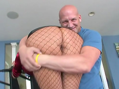 Vannah Sterling's wet and wild pussy..