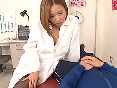 Talented doctor Ruri Saijo makes two..