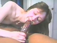 Hardcore slut gets pussy fucked and..
