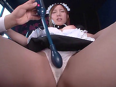 Watch the pretty face of Nei Minami..