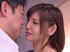 Alluring Japanese girls likes her..