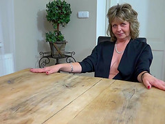 Oldnanny Old mom and horny teen is..