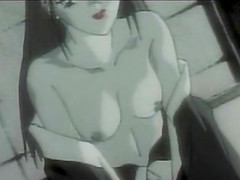 Hot anime self masturbation
