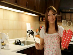 Good Japanese housewives know how to..