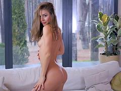 Sexy girl with a world class ass..