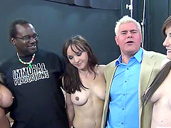 Cytherea, Nikki Sexx, and Jennifer White