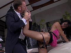 Italian slut Valeria Visconti fucked..