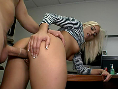 Jayden Pierson masturbates in the..