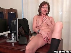 Sultry milfs Bianca and Penny..