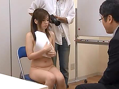 Asian Slut Uses Her Big-Ass Juggs To..