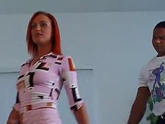 Ravishing Redhead Gets Ravaged By..