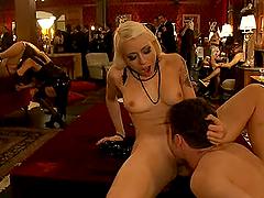 Wild Sex Party