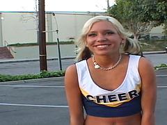 Kacey Jordan is finally ready to take..