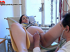 Pregnant babe desire of cock cherished..