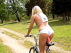 A Nice Bike Ride With A Stunning..