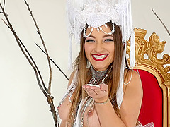 Solo princess called Dani Daniels is..