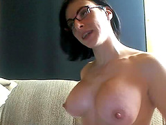 Hot French Couple Deepthroat And Anal..
