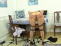 UK milf Lady Sextasy rather..