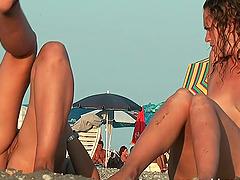 Amateur nude beach voyeur sluts..
