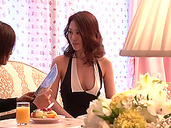 Ann Yabuki, sexy wife, gets fucked..