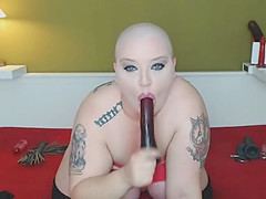 Bald Rope Fetish Lover Ready For Some..