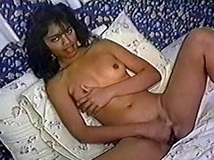 Nastiness Taj Mahal has her pussy..
