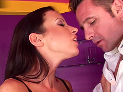 Nympho Jane gets a rough fuck from..