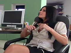 Insatiable India Summer wants to..
